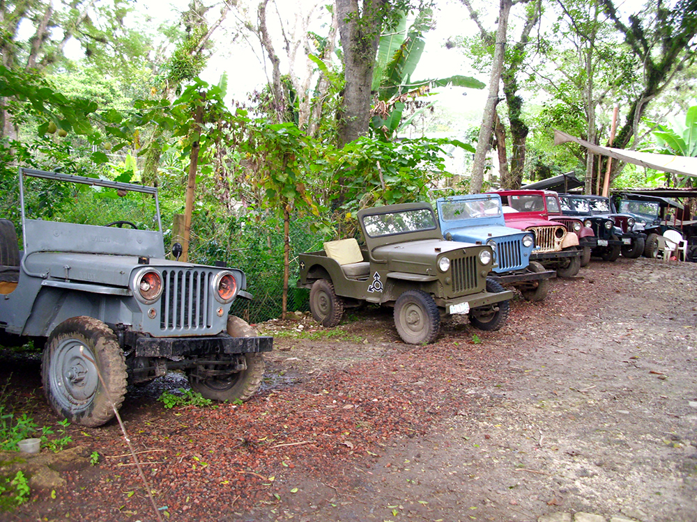 Juan S Jeep Collection And Story Ewillys