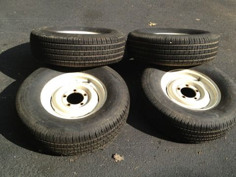 Tires and Rims | eWillys | Page 5