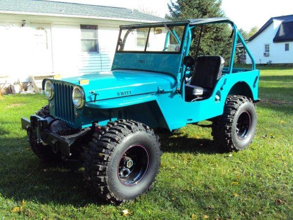 Ocean City Jeep Week >> 1947 CJ-2A Middleport, NY $12,500 | eWillys