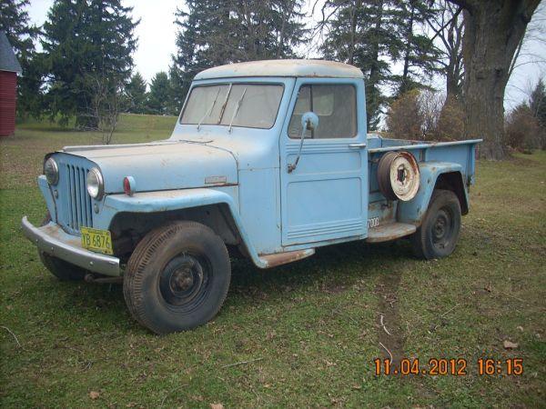 1947 Truck Zumbrota Mn1