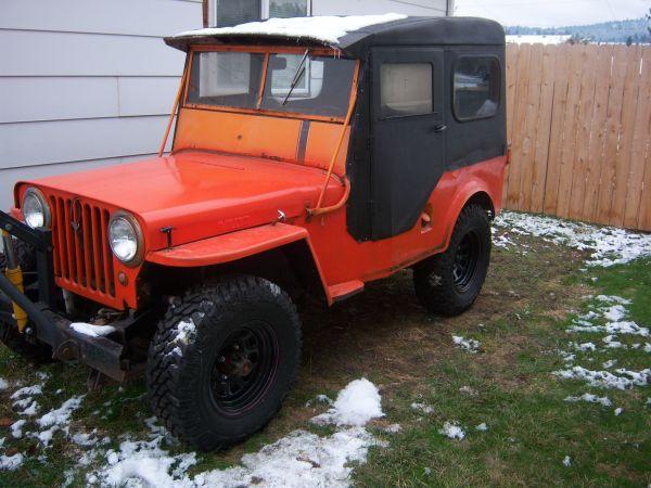 1948 CJ-2A Spokane, WA **SOLD**   eWillys