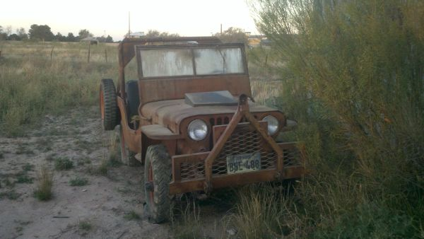 1950? CJ-2A Odessa, TX $1000 | eWillys