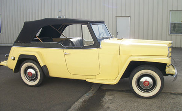 Jeepster | eWillys | Page 30