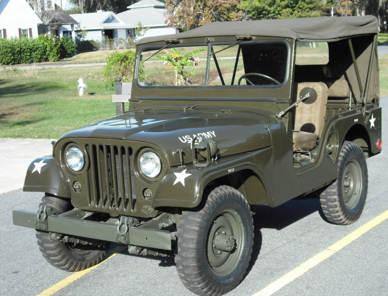 worthy 1954 M38A1 that M 38a1 Ewillys
