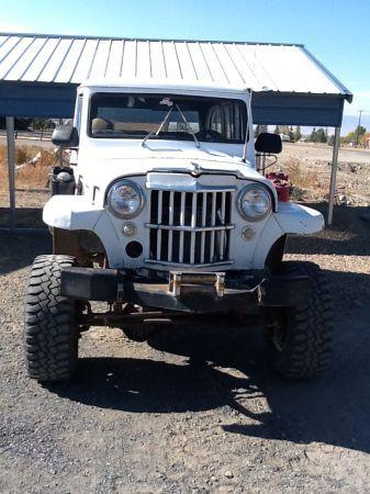 1962 Wagon Bozeman, MT $2900   eWillys