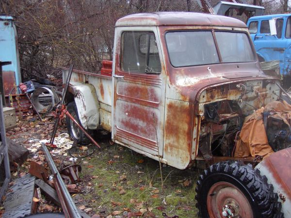 Craigslist Las Cruces Nm >> Willys Trucks | eWillys | Page 43