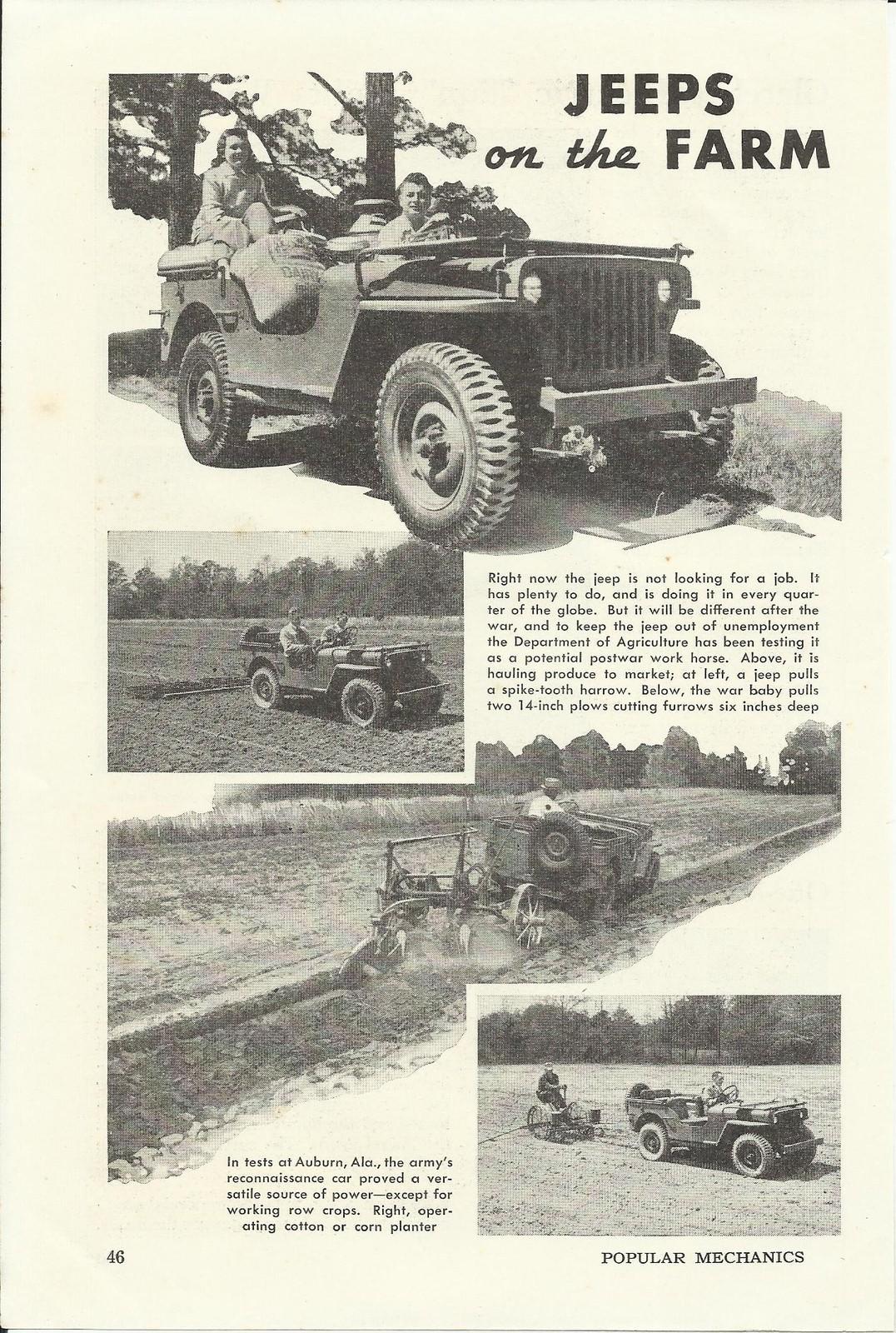 Jeeps For Sale In Md >> Popular-Mechanics | eWillys