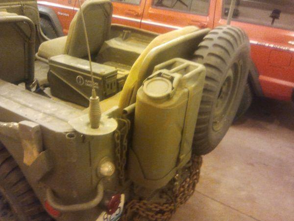 1947 CJ-2A St. Louis, MO $3500   eWillys