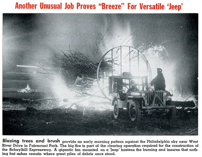 1956 August issue Jeep Breeze