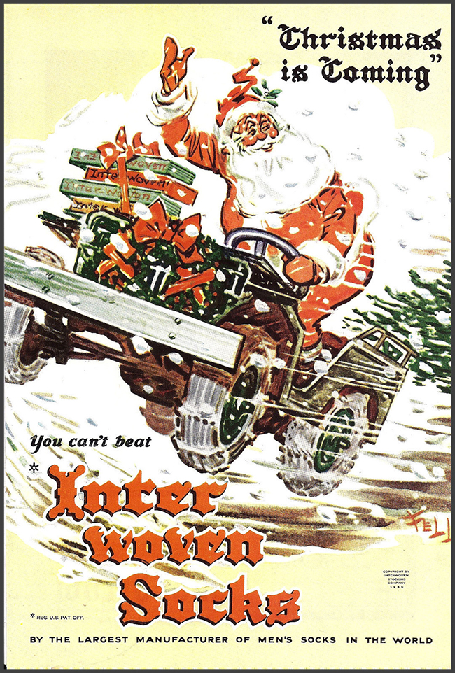1945-ford-gp-santa-claus-interwoven-socks-lores