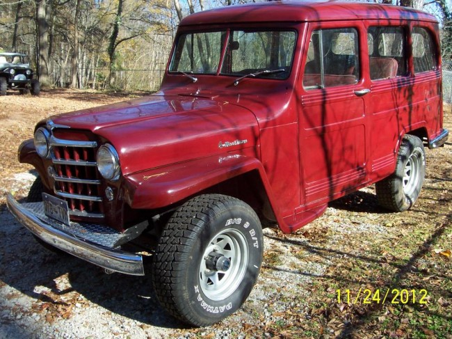 Craigslist Greenville Upstate >> Willys Wagons | eWillys | Page 53