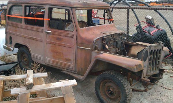 Year? Wagon Lewiston, ID $950 | eWillys