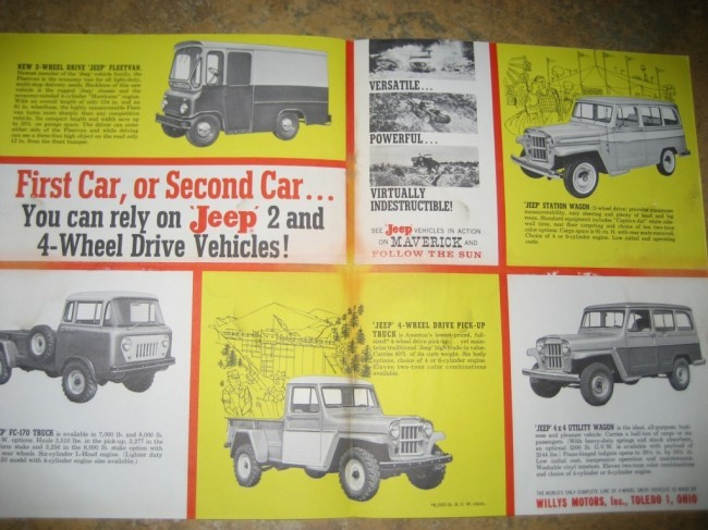 year-wagons-fc-fj-truck-brochure