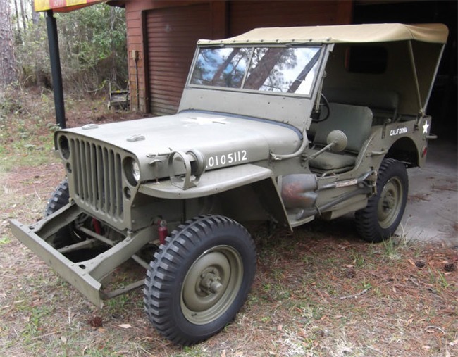 how to change oil pipe 1942 willys jeep
