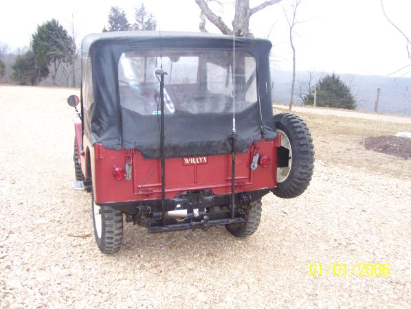 willys jeep cj2a for sale in autos post. Black Bedroom Furniture Sets. Home Design Ideas