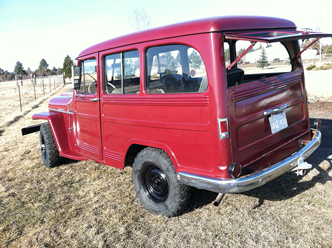 Willys Jeep Station Wagon For Sale Craigslist.html | Autos