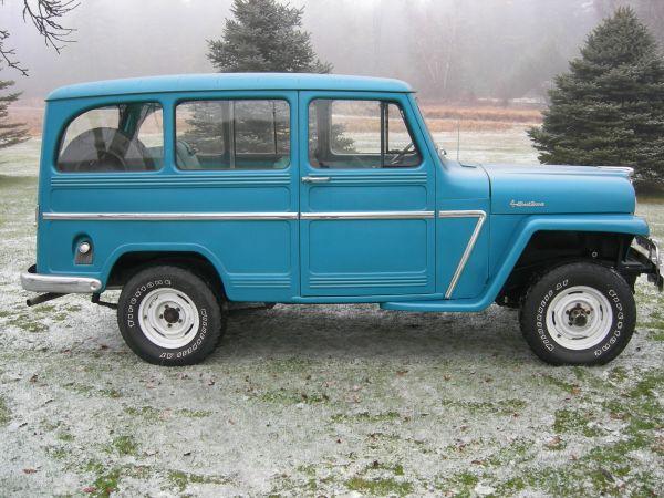 Willys Jeep Station Wagon For Sale Craigslist.html | Autos Weblog