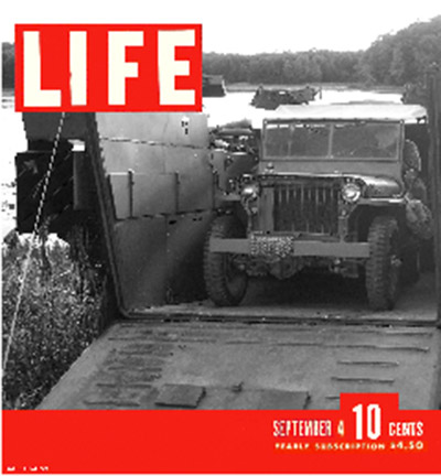 Life Cover Jeep LBT
