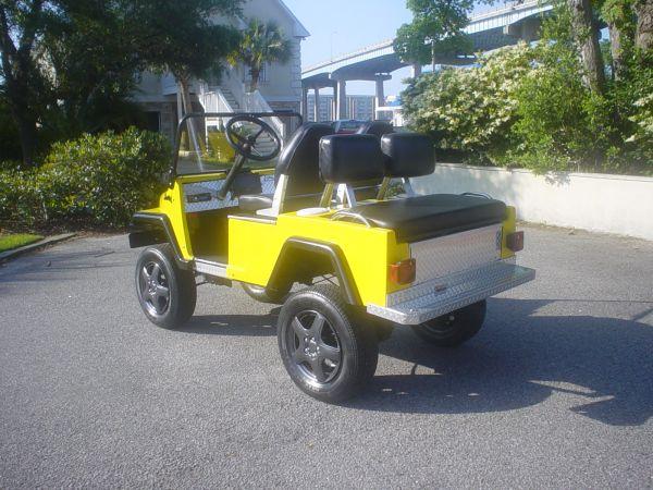 Custom Jeep Golf Cart Little River, SC $6000 | eWillys on golf 4 motion, golf sport, golf vr6, golf v r32, golf gl, golf a3, golf tdi, golf gls, golf auto, golf 4 gti, golf hybrid, golf gt, golf turbo, golf v10,