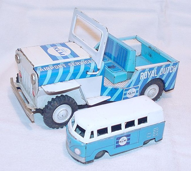 klm-royal-dutch-jeep-and-vw-tin-toy2