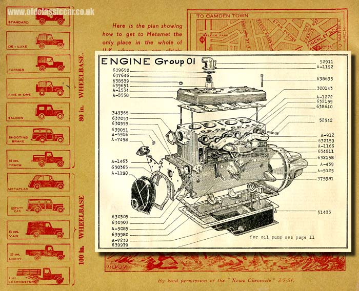 package van ewillys rh ewillys com Mack Truck Speedometer Wiring Schematics Mack Air Brake Diagram