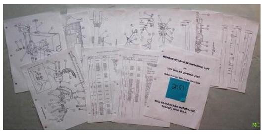 monroe-lift-parts-booklet