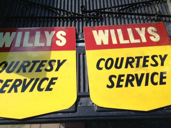 willys-courtesy-service-signs-mocksville-nc
