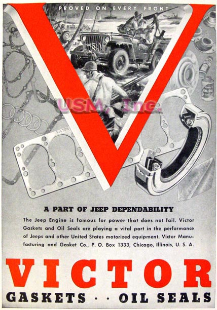 1943-victor-gaskets-ad