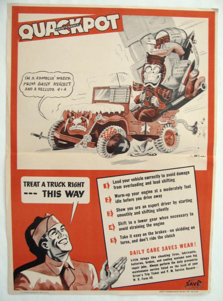 1944-motor-pool-quackpot-poster1