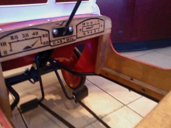 Steger Pedal Jeep Tucson Az 550 Ewillys