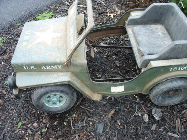 Jeep Pedal Car Craigslist