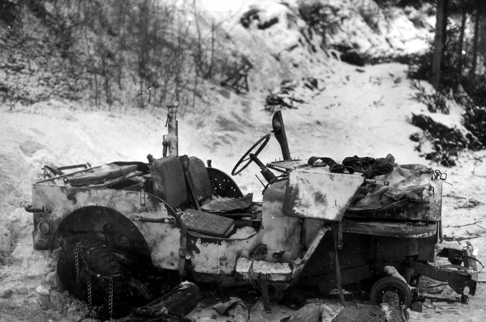 1944 45 Photos Of Jeeps In Ww2 Ewillys