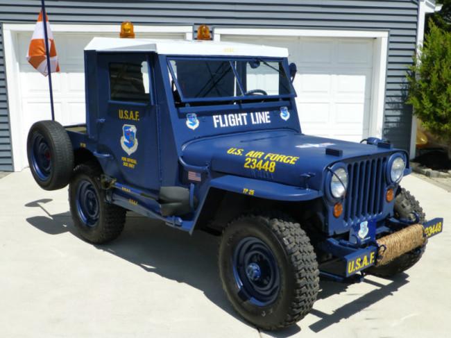 1946 CJ 2A Brigantine Beach NJ EBay