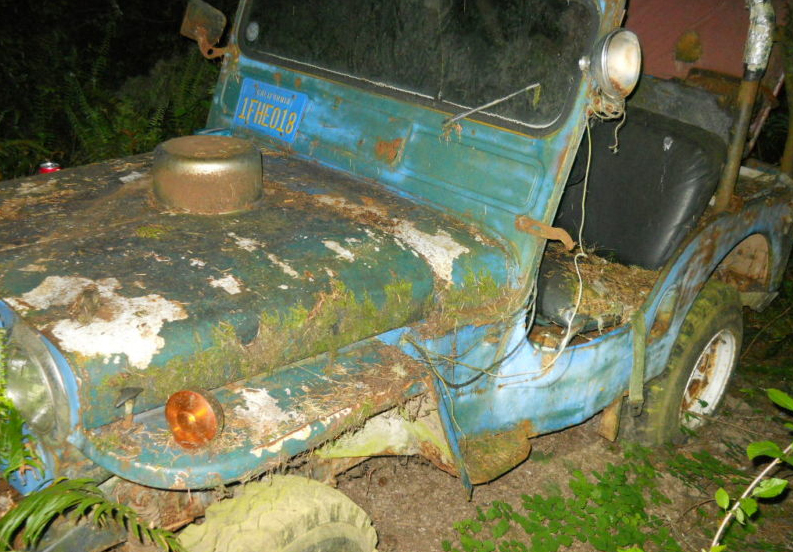 Washington Post We Wont Pay You But If >> 1951 CJ-3A Navy Jeep? Vader, WA eBay   eWillys