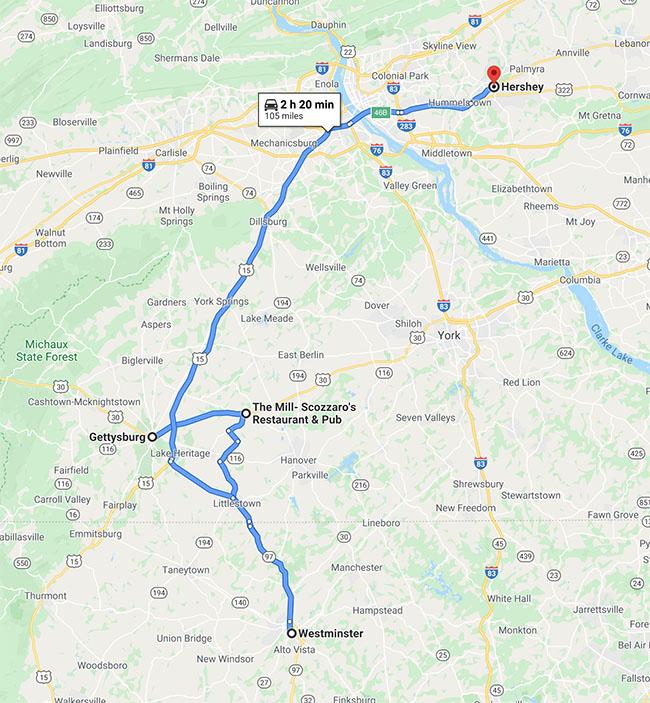 2013-05-21-gettysburg-hershey-map