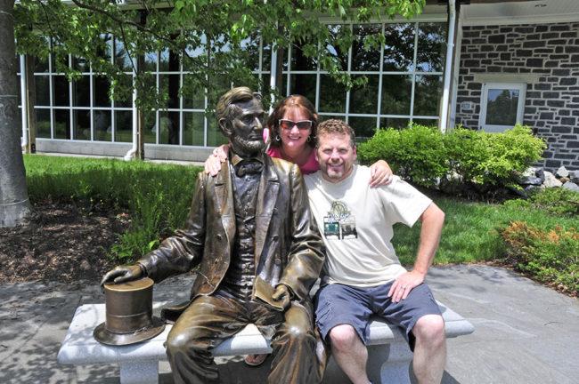 2013-5-20-gettysburg-dave-ann-lincoln