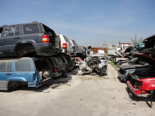 Long beach junk yards in long beach ca yellow pages by for Sun valley motors sacramento