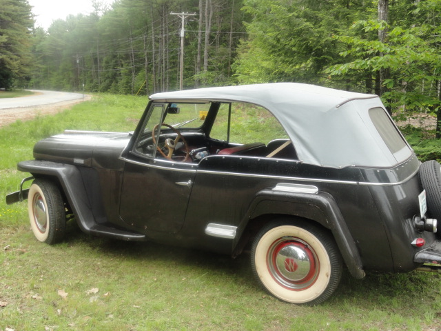 Jeepster | eWillys | Page 5
