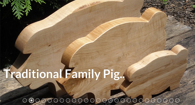 pig-board