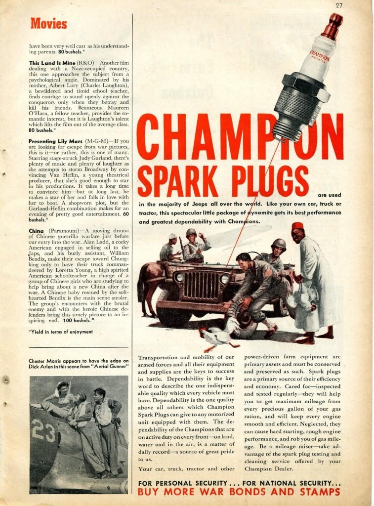 1943-champion-spark-plug-ad