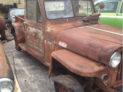 1949 Truck San Antonio, TX **SOLD**