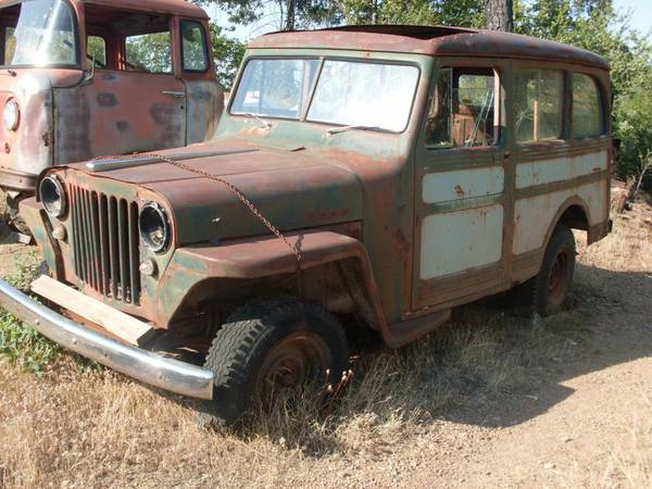 Craigslist Willys Wagon for Pinterest