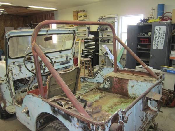 1953 CJ-3B Mohave County, AZ $1200   eWillys