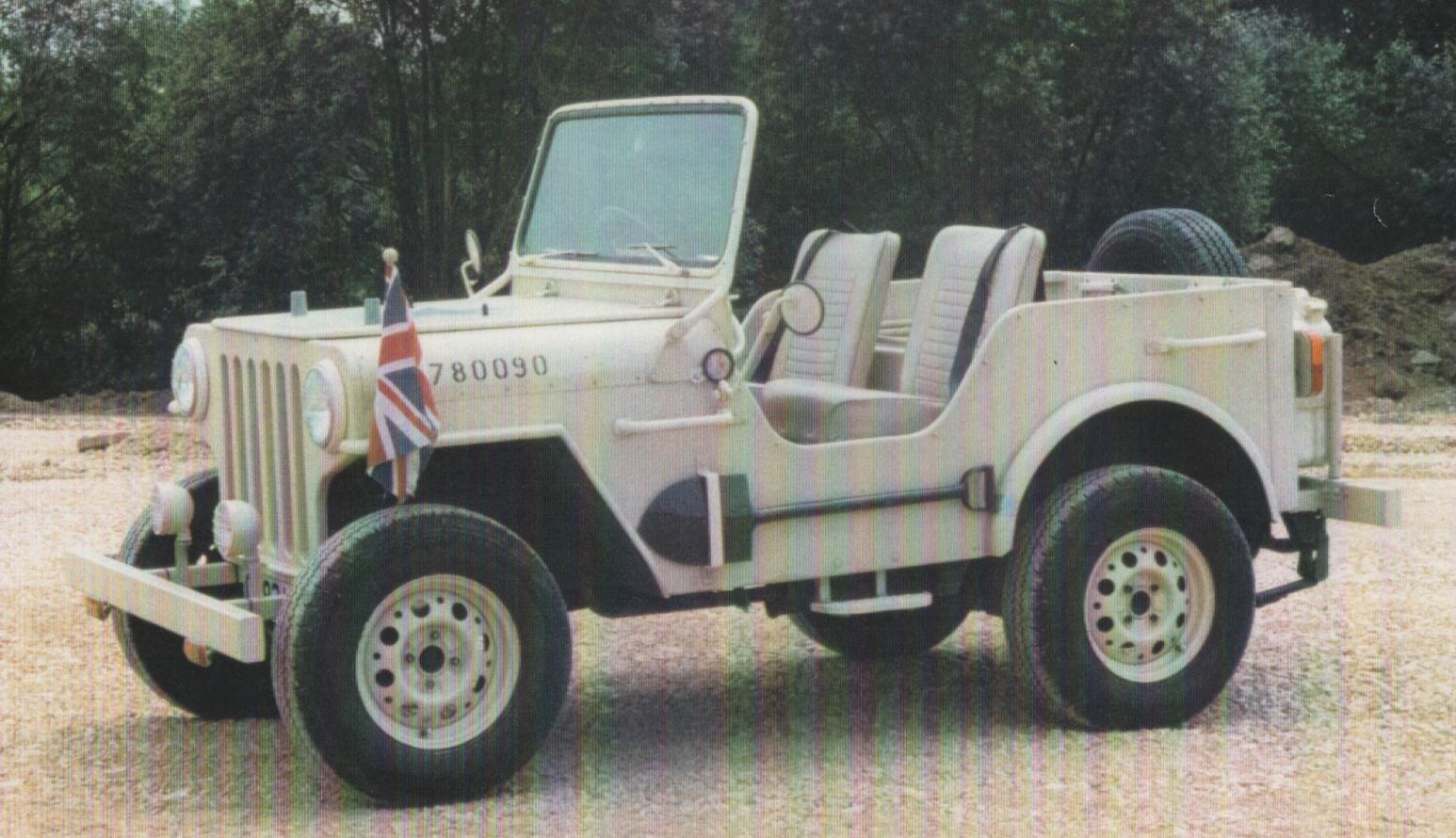 Husky R V  Jeep Kit   eWillys