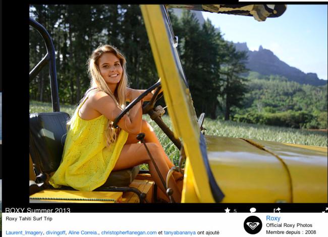 Roxy Tahiti CJ3