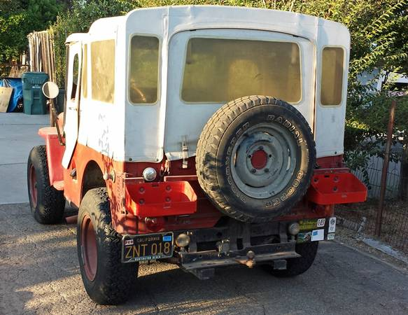 huntington beach jeep
