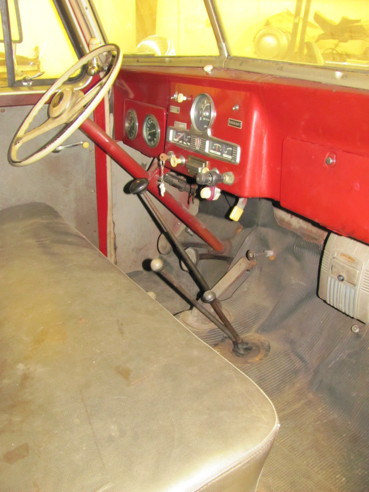 Antique Fire Trucks For Sale On Craigslist | Autos Post