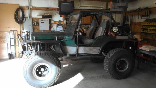 Crawler ewillys for Spokane craigslist farm and garden