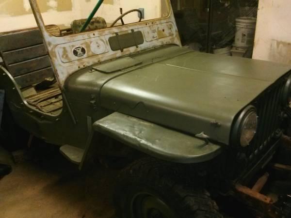 1952 M 38 Las Vegas NV $1200