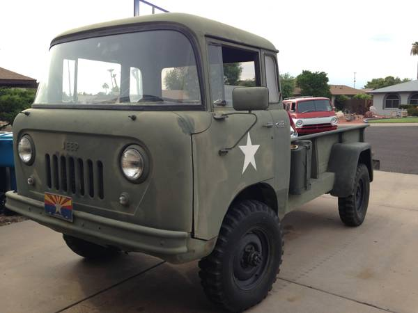 Craigslist Tucson Cars And Trucks By Owner >> Fc150 Fc170 M677 Ewillys Page 4